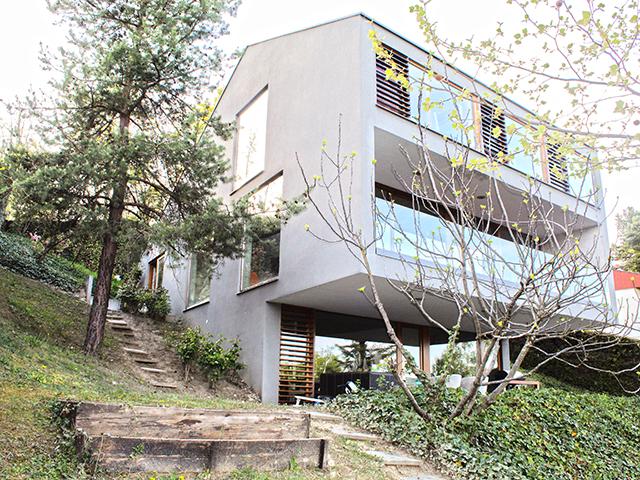 Ecublens VD - Splendide Villa individuelle 6.5 pièces - Vente immobilière