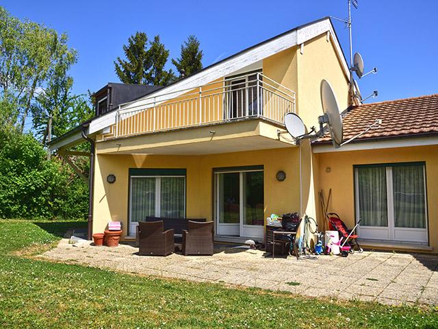 Versoix - Splendide Villa 6.0 pièces - Vente immobilière