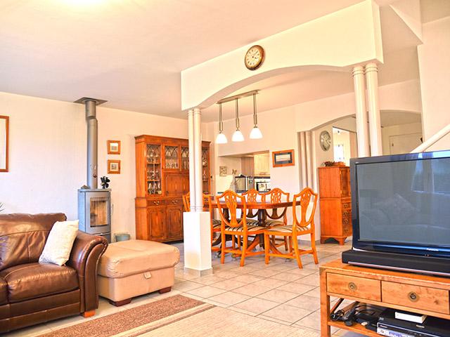 Founex - Splendide Villa jumelle 6.5 pièces - Vente immobilière