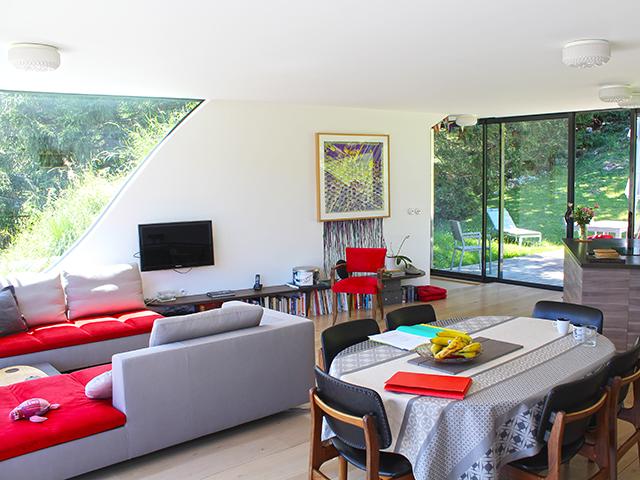 Bois d'Amont - Splendide Villa 4.5 pièces - Vente immobilière