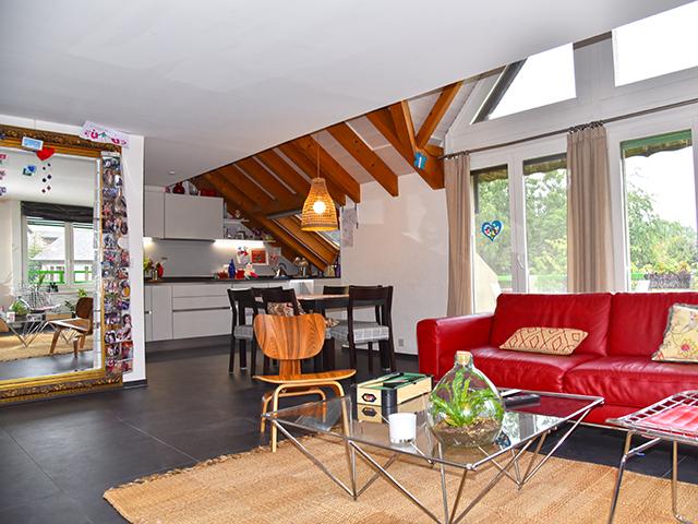 Mies - Splendide Duplex 3.5 pièces - Vente immobilière