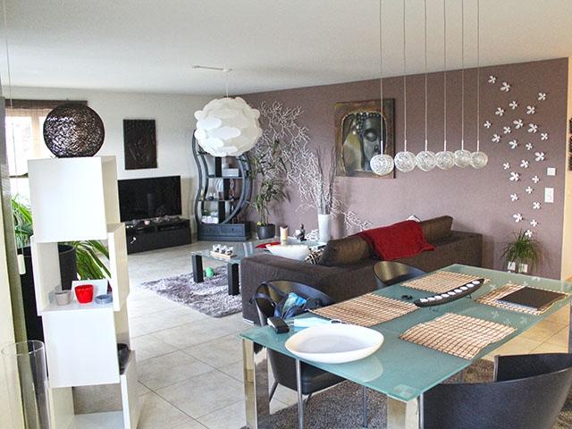 Lussery-Villars - Splendide Rez-jardin 4.5 pièces - Vente immobilière