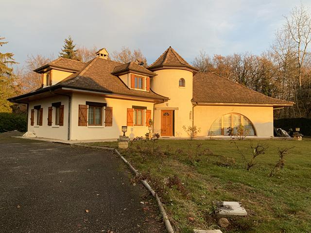 Armoy (Thonon-les-Bains) - Splendide Villa individuelle 6.5 pièces - Vente immobilière