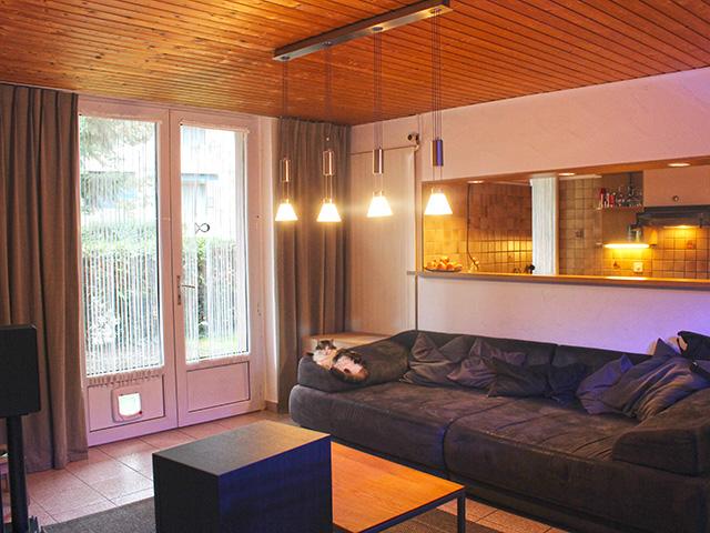Prilly - Splendide Rez-jardin 3.5 pièces - Vente immobilière