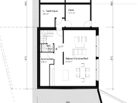 Bien immobilier - Les Neyres - Villa jumelle 5.5 pièces