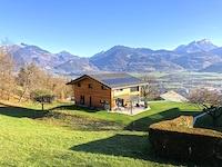Agence immobilière Les Neyres - TissoT Immobilier : Villa jumelle 5.5 pièces