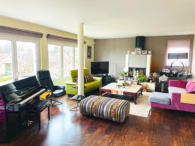 Epalinges - Splendide Villa individuelle 5.5 pièces - Vente immobilière
