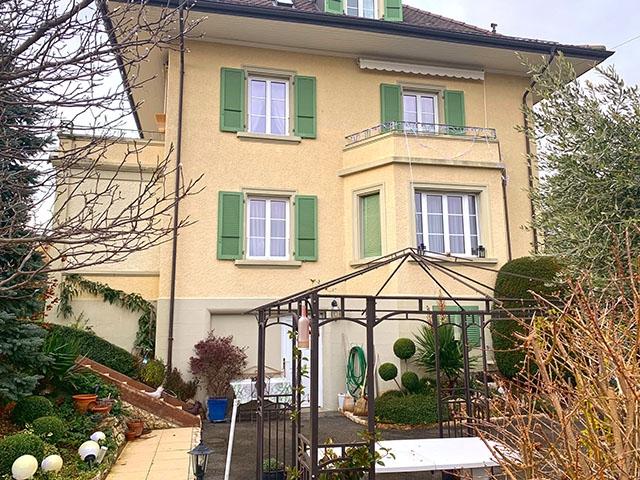 Lausanne - Splendide Villa individuelle 10 pièces - Vente immobilière