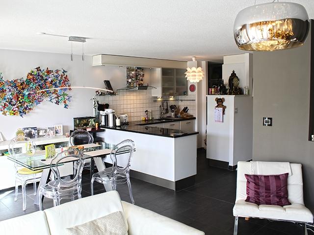 Belmont-sur-Lausanne - Splendide Villa jumelle 6.5 pièces - Vente immobilière