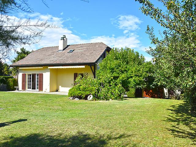 Thônex - Splendide Villa individuelle 7.0 pièces - Vente immobilière