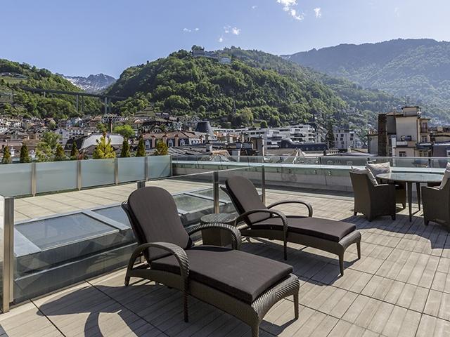 Montreux - Splendide Appartement 3.5 pièces - Vente immobilière