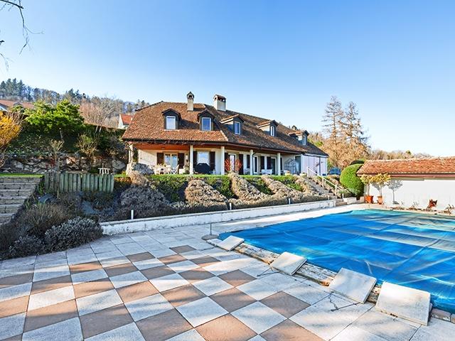 Féchy - Splendide Villa 8.0 pièces - Vente immobilière