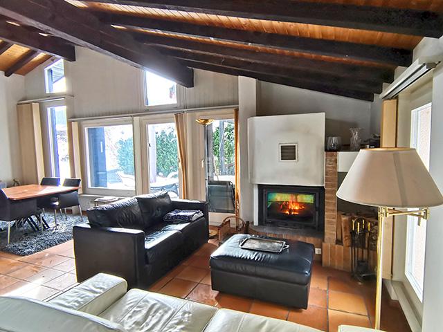 Charmey (Gruyère) - Splendide Maison 5.5 pièces - Vente immobilière