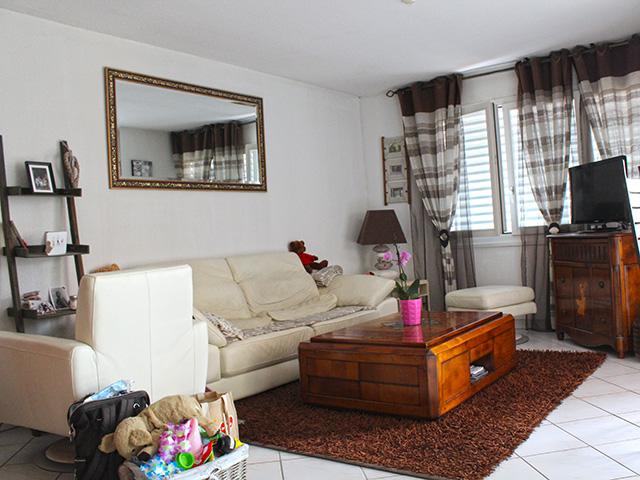Yverdon - Splendide Rez-jardin 3.5 pièces - Vente immobilière