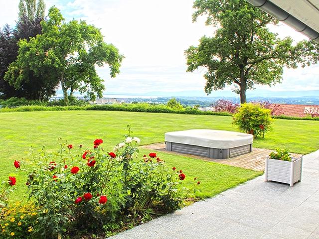 Jouxtens-Mézery - Splendide Villa 8.5 pièces - Vente immobilière