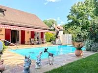 Le Mont-sur-Lausanne - Splendide Villa 5.5 pièces - Vente immobilière