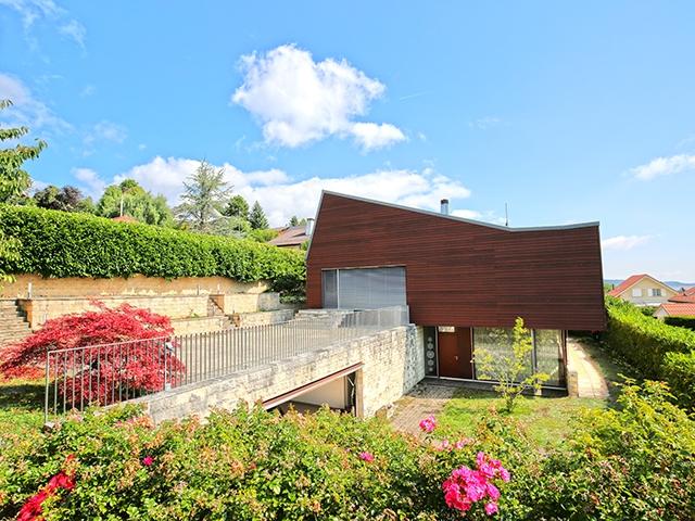 Arzier - Splendide Villa 7.5 pièces - Vente immobilière