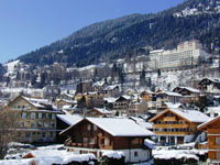 Leysin - Nice 3.5 Rooms - Sale Real Estate