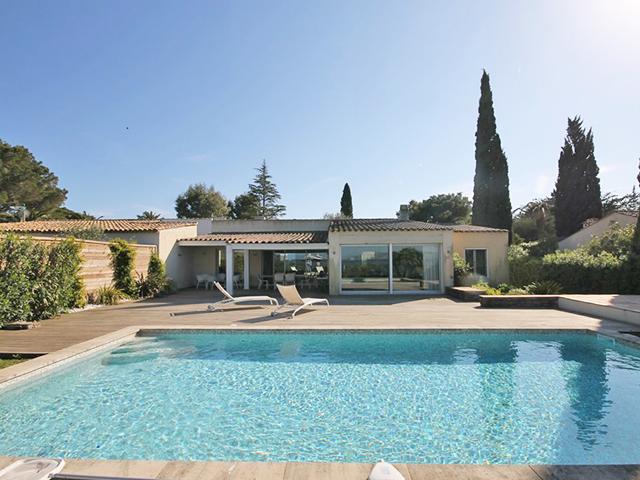 St-Tropez - Magnifique Villa individuelle 6.0 pièces - Vente immobilière