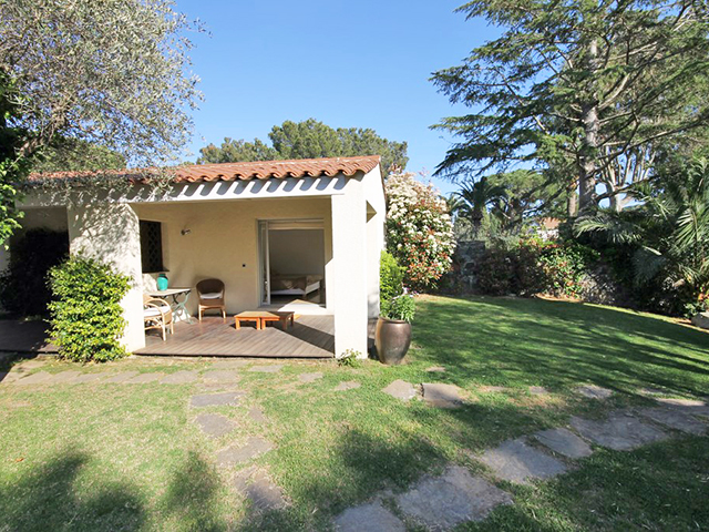 St-Tropez TissoT Immobilier : Villa individuelle 6.0 pièces
