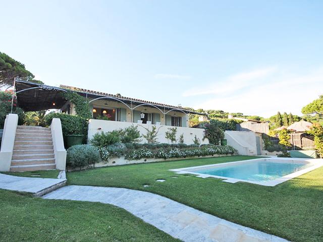 Ramatuelle - Magnifique Villa individuelle 4.0 pièces - Vente immobilière