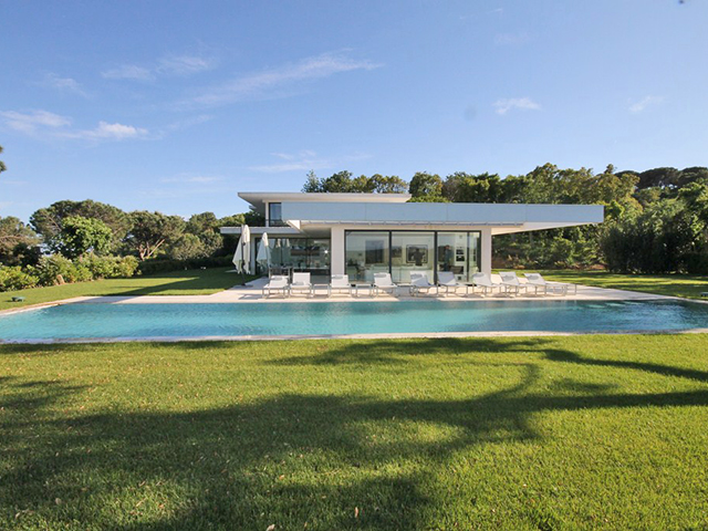 Ramatuelle - Magnifique Villa individuelle 7.0 pièces - Vente immobilière