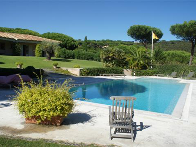 Ramatuelle - Magnifique Villa individuelle 13.0 pièces - Vente immobilière