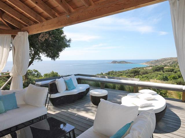 Ramatuelle - Magnifique Villa individuelle 8.0 pièces - Vente immobilière