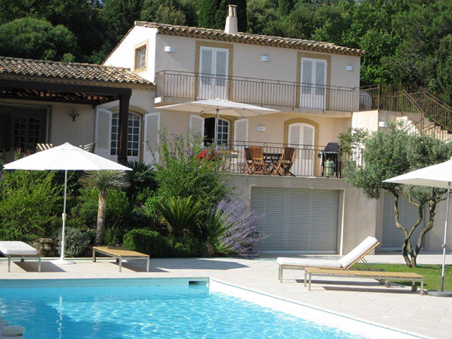 Gassin -  Einfamilienhaus - Immobilienverkauf - Frankreich - Lux-Homes TissoT