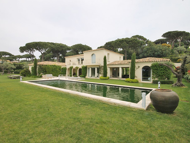St-Tropez - Splendide Einfamilienhaus - Immobilienverkauf - Frankreich