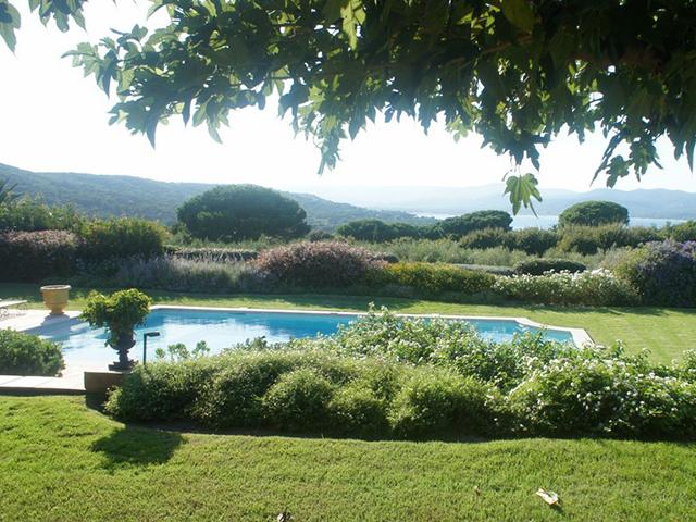 St-Tropez - Splendide Villa - Immobilienverkauf - Frankreich