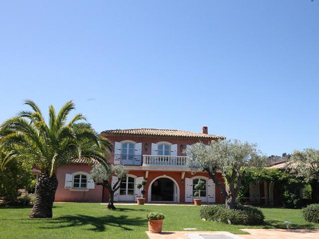St-Tropez - Magnifique Villa individuelle 8.0 pièces - Vente immobilière