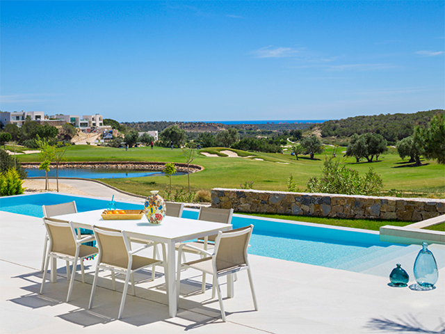 Las Colinas, Golf & Country club - Magnifique Villa 5.5 pièces - Vente immobilière