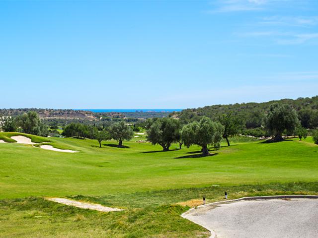 Las Colinas, Golf & Country club - Villa 4.5 pièces