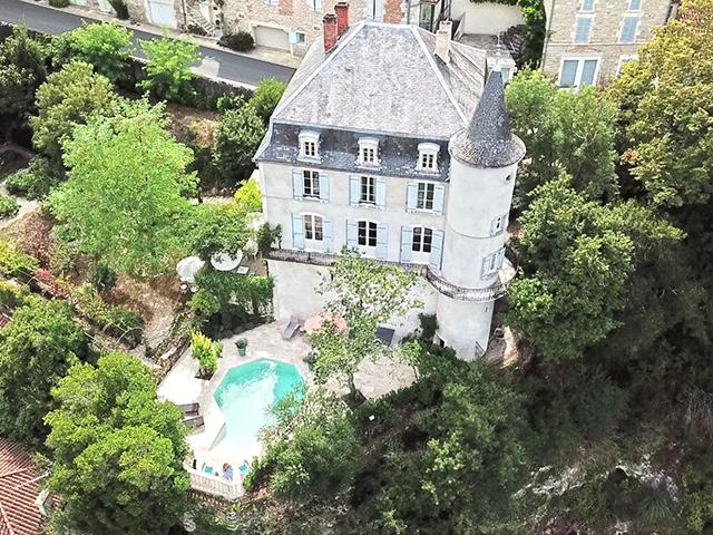Albas - Magnifique Château 15.0 pièces - Vente immobilière France
