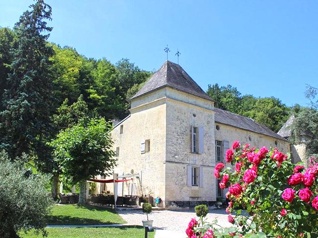 Branne - Magnifique Château 15.0 pièces - Vente immobilière France