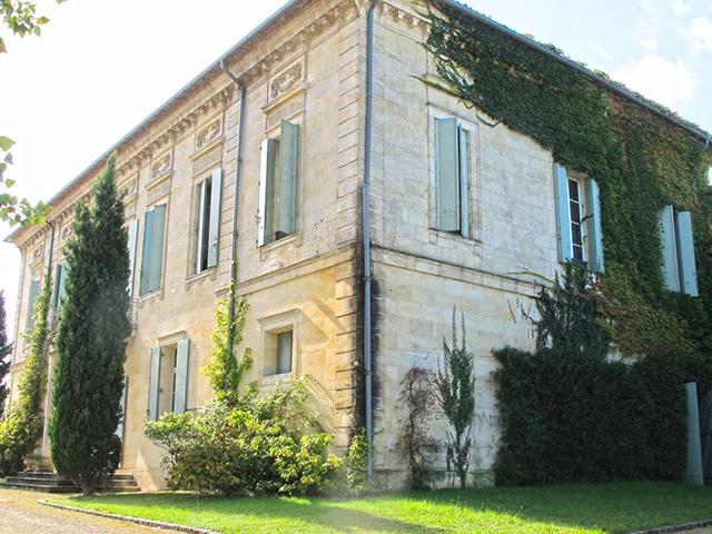 Libourne - Magnifique Maison de maître 22.0 pièces - Vente immobilière France