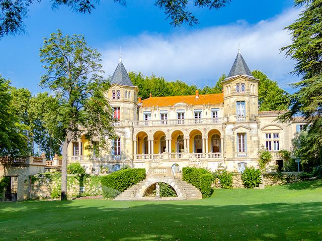 Le Cap d'Agde - Magnifique Château 30.0 pièces - Vente immobilière France
