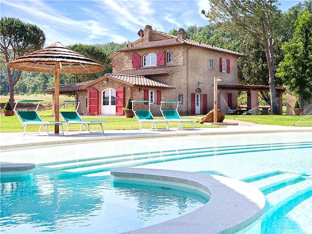 Montescudaio - Magnifique Maison 7.0 pièces - Vente immobilière