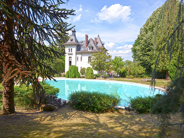 Bois-Le-Roi - Schloss 15.0 rooms - international real estate sales