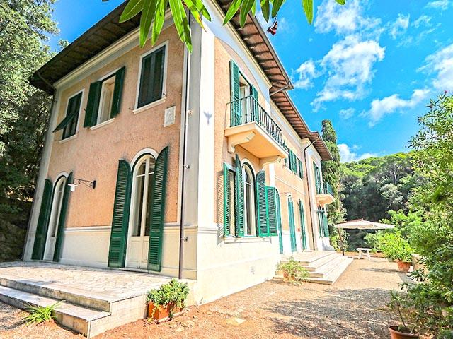 Bien immobilier - Quercianella - Villa 12.0 pièces