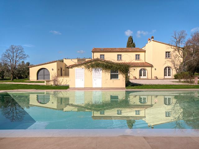 Collemezzano -  Villa - Immobilienverkauf - Italien - Kaufen Mieten Verkaufen Häuser Wohnungen Wohnhäuser TissoT
