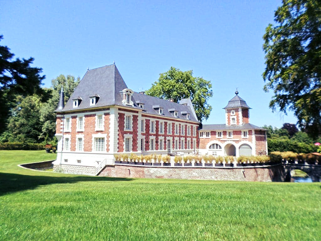 Valenciennes - Schloss 9.0 rooms - international real estate sales