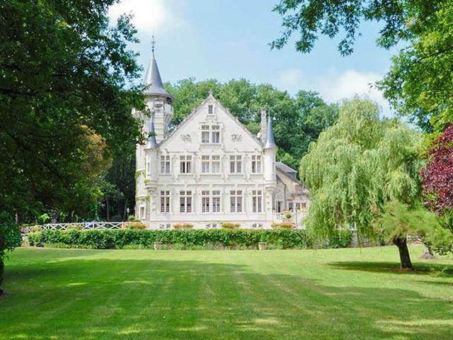 Chatellerault - Château 16.0 Zimmer - Lux-Homes Schlösser Ländereien Immobilien Prestige Charme Luxus TissoT