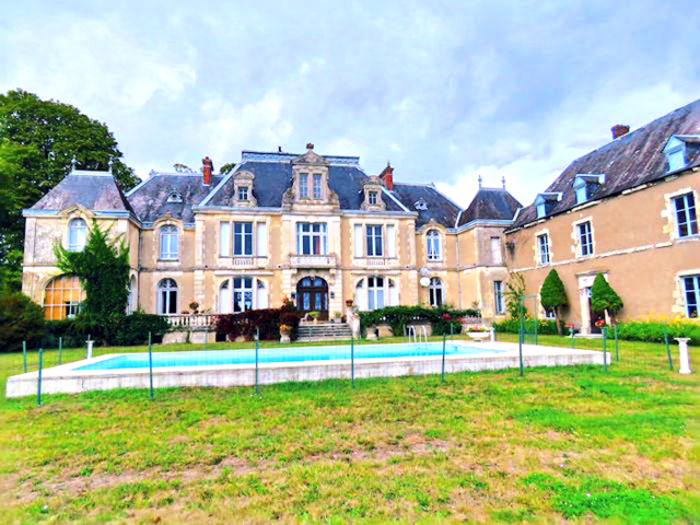 Briare - Schloss 25.0 rooms - international real estate sales
