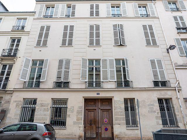 Paris - Magnifique Appartement 2.0 pièces - Vente immobilière