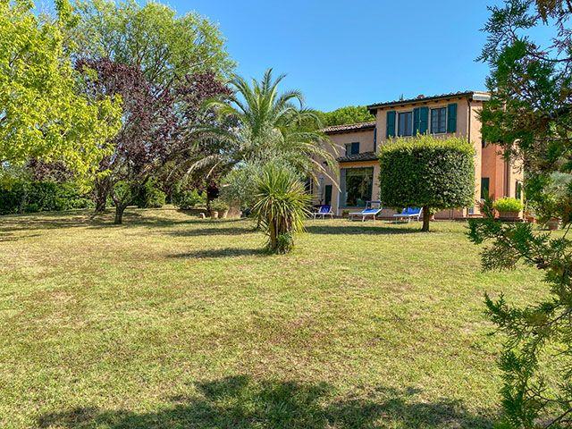 Montescudaio -  Villa - Immobilienverkauf - Italien - Kaufen Mieten Verkaufen Häuser Wohnungen Wohnhäuser TissoT