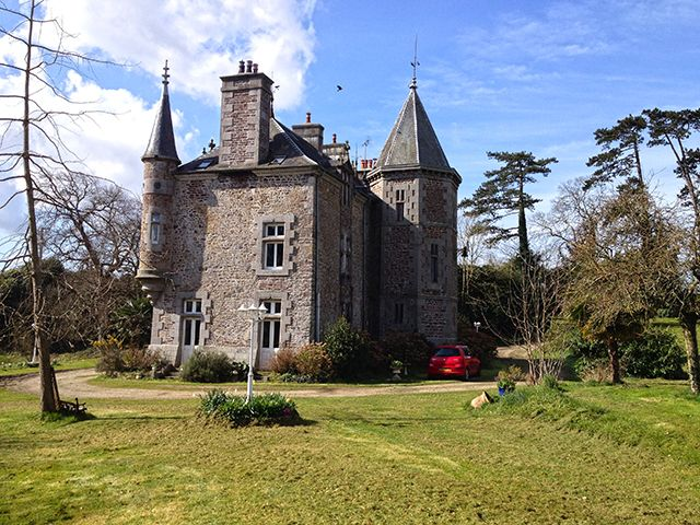 Cerences - Splendide Château - Vente Immobilier - France - TissoT