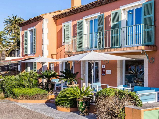 Saint-Tropez -  Hotel - Real estate sale France TissoT Realestate International TissoT