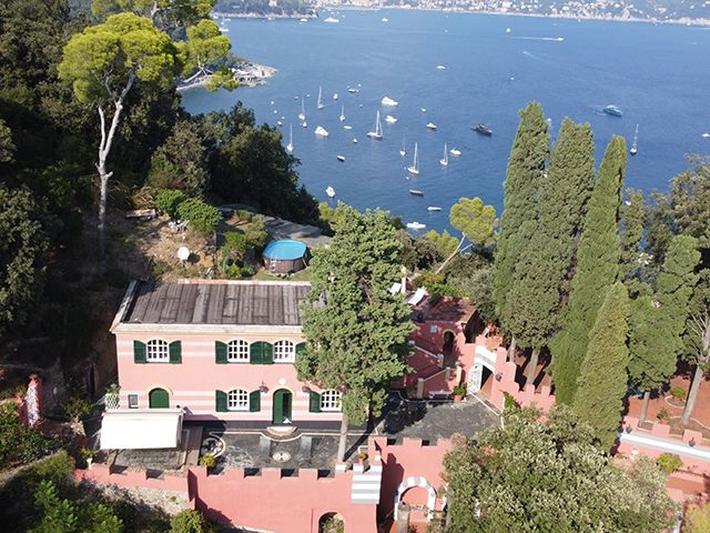 Portofino -  Villa - Real estate sale Italy TissoT Realestate International TissoT